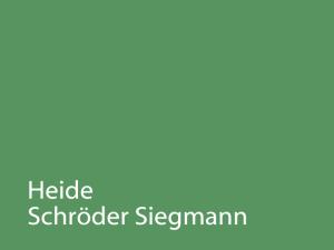 Heide Schröder Siegmann